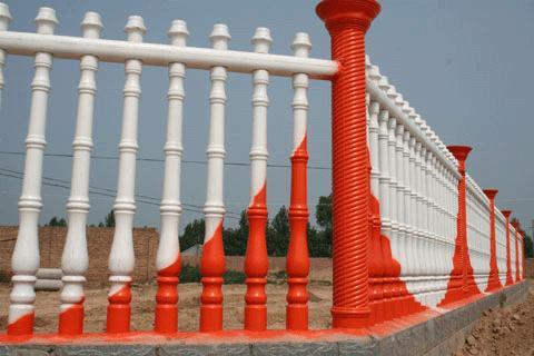围栏模具订做